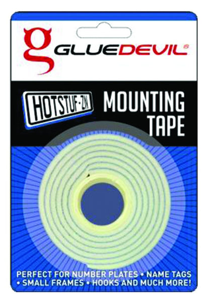 3MMX18MMX1M DOUBLE-SIDED TAPE (PRE-PACKS)