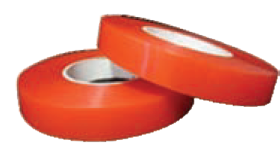 0.8mm x 18mm x 33m GREY FOAM DOUBLE-SIDED TAPE (HB RED LINER
