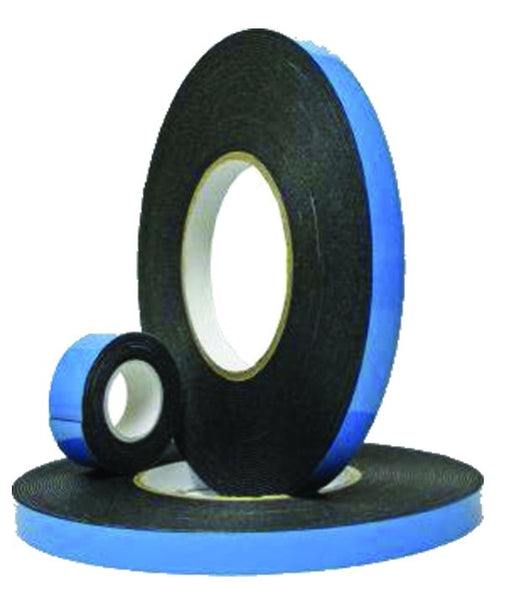 0.8mm x 6mm x 60m DOUBLE-SIDED TAPE (LARGE ROLLS – NORTON)