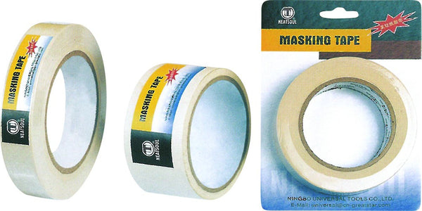 18mm x 40m MASKING TAPE (GENERAL PURPOSE)