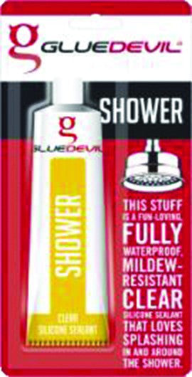 90ML SILICONE – SHOWER CLEAR BLISTER PACKS