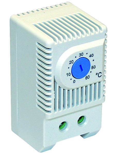 PANEL THERMOSTAT FOR COOLING (BLUE) N/O 10A@250VAC
