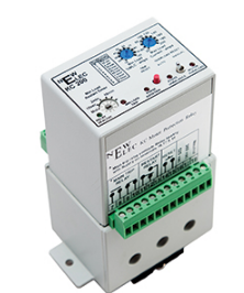 NEWELEC ELECTRONIC O/L RELAY 2.5-25A 110/220VAC