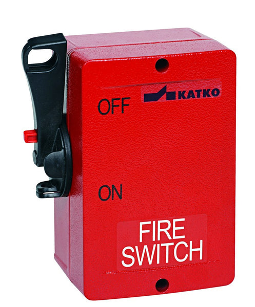 16A 3P SIDE OPERATED FIRE SWITCH