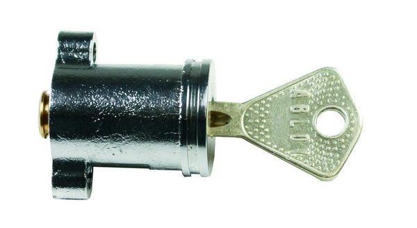 ABLOY KEY SWITCH BARREL ONLY WITH 3 KEYS