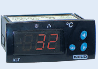 12VAC/DC TEMP. CONT PTC OR NTC PROBE -50 to 150DEG C  2 RELA