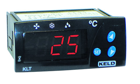 12VAC/DC TEMP CONTROLLER FOR REFRIGERATION