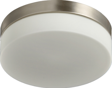 230VAC 12W COOL WHITE LED CEILING LIGHT 230MM DIA.