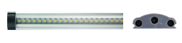 10.5W 12VDC  LINKABLE LOW PROFILE LIGHT BAR 1000MM CW 4200K