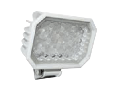 10-30VV DC LED WORKLIGHT 8X3WATT LEDS IP66