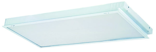 RECESSED PRISMATIC LIGHT FITTING FOR LED 600x600mm,C/W EMG K