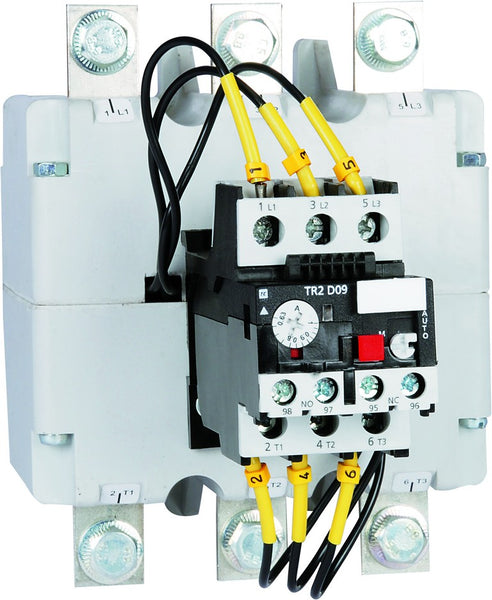 250-400A OVERLOAD RELAY WITH CT