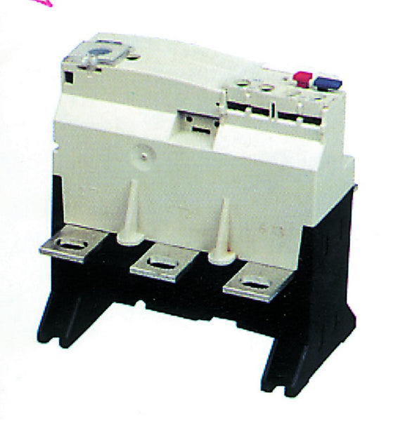90-150A ELECTRONIC O/L RELAY WITH CT, 400-550V SELF-POWERED