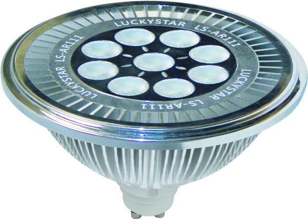 100-240VAC 12W LED LAMP WARM WHITE AR111