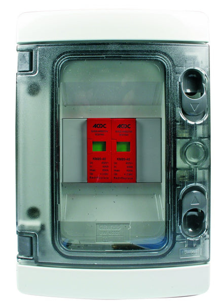 2 POLE SURGE PROTECTION DB