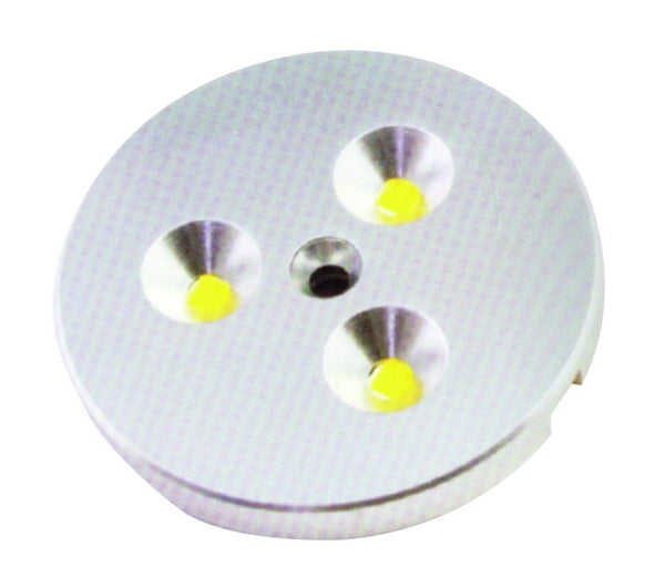 MINI ALUMINIUM YELLOW LED DOWNLIGHTER 3W C/W 6W DRIVER