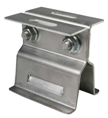 STAINLESS STEEL CLAMP FOR KLIP-LOCK ROOF