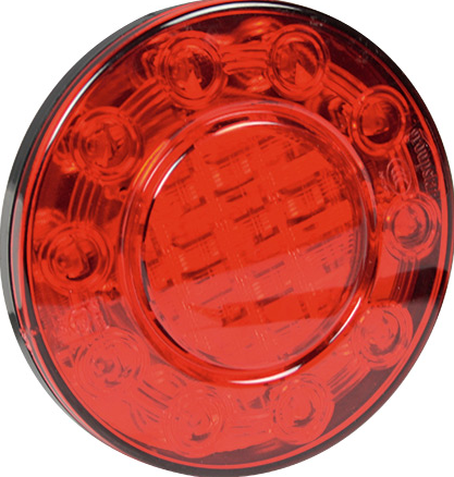 10-30VDC STOP OR REAR LIGHT  100ØX41.2