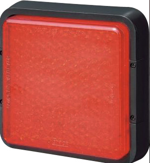 10-30VDC STOP OR REAR LIGHT 120.8X146X28.8