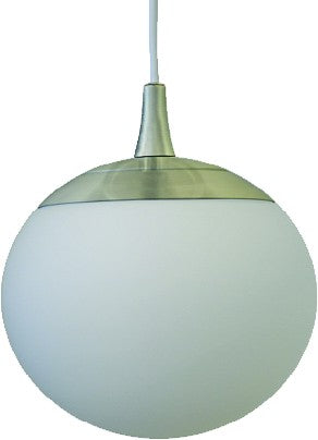 230VAC 5.5W LED COLOUR CHANGING/WW PENDANT Ø200 X1000MM
