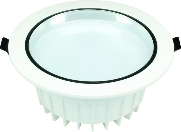 85-265VAC 12W LED DOWNLIGHT 150MM(DIA CUT OUT)x70MM(H) COOL