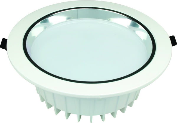 85-265VAC 18W LED DOWNLIGHT 165MM(DIA CUT OUT)x70MM(H) WARM