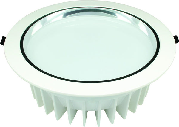 85-265VAC 24W LED DOWNLIGHT 210MM(DIA CUT OUT)x86MM(H) COOL