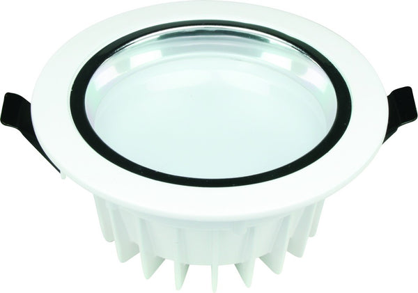 85-265VAC 6W LED DOWNLIGHT 110MM(DIA CUT OUT)x68MM(H) WARM