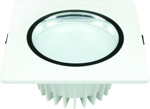 85-265VAC 12W WARM WHITE LED DOWNLIGHT 145MM(DIA CUT OUT)x70