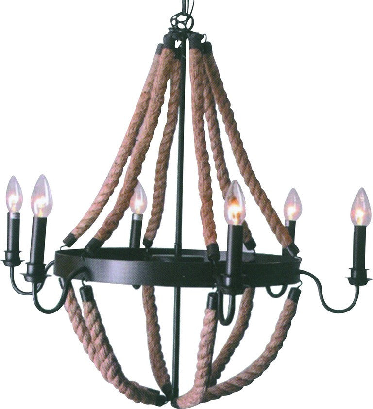 light shades pendant bronze of rope products darkened jar nautical