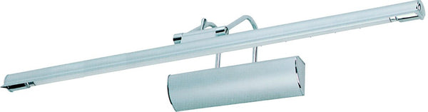 230V ALUMINIUM FLUORESCENT FITTING 14W 614x180x120MM