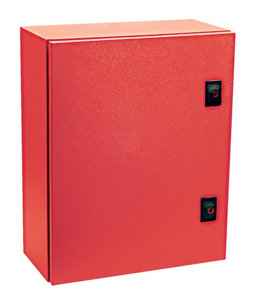 RED M.STEEL ENCLOSURE 800x600x320 IP65