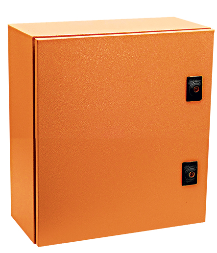 ORANGE M.STEEL ENCLOSURE 800x800x320 IP65