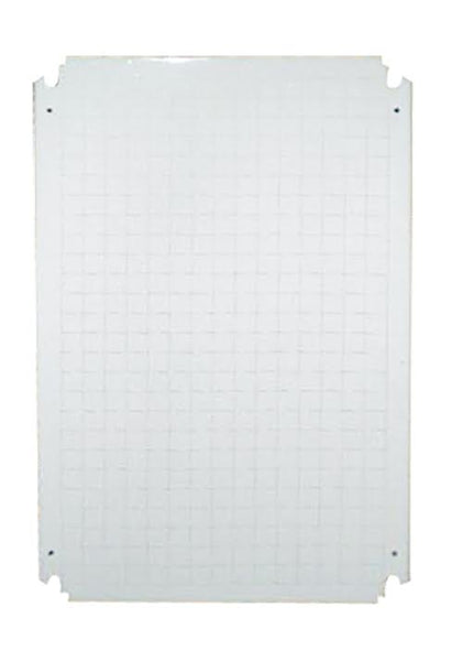 SPARE WHITE CHASSIS FOR 400x400 ENCLOSURE