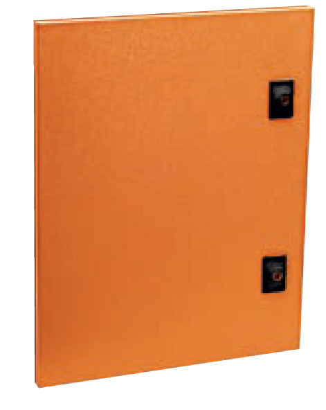 SPARE ORANGE DOOR FOR 700x500 ENCLOSURE