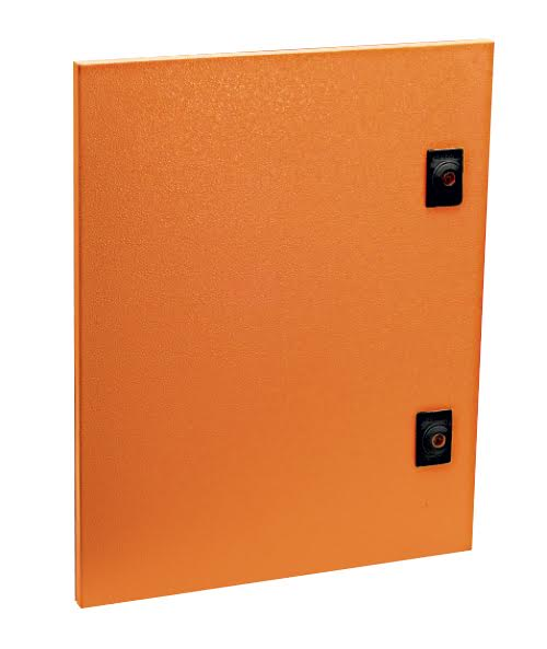 SPARE ORANGE DOOR FOR 300x250 ENCLOSURE