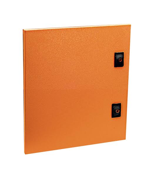 ORANGE DOOR FOR 800x800 ENCLOSURE
