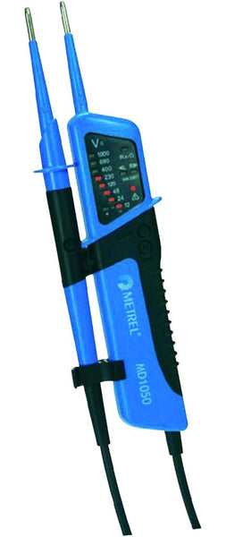 METREL VOLTAGE TESTER LED 24-1000 V