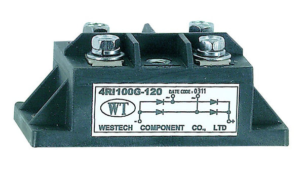 50A 1200V 1-PH BRIDGE RECTIFIER