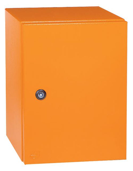 304 PANEL IP65 600x400x220 ORANGE RAL 2004