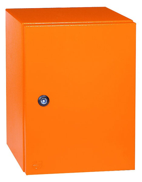 3CR12 PANEL IP65 500x400x220 ORANGE