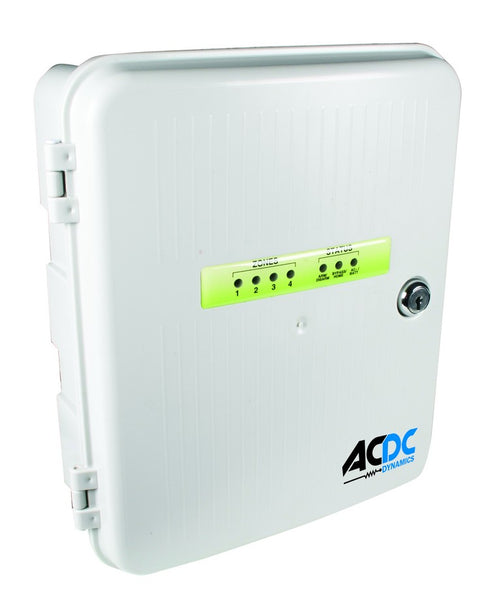 WIRED 4 ZONE ALARM PANEL