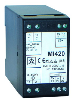 TRANSDUCER 3PH POWER FACTOR 230VAC CONTROL