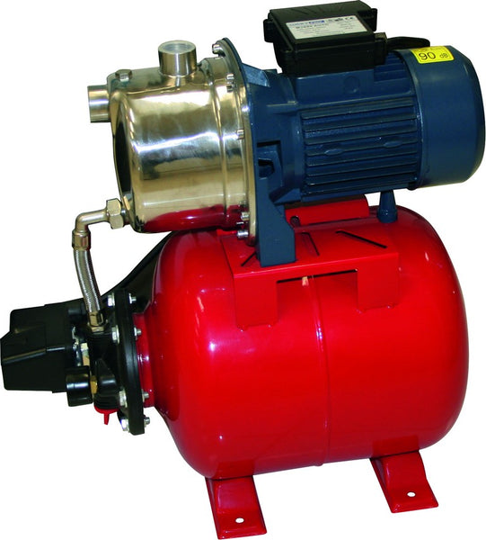 240V 0.75W 46M 4.8m3/h COMPLETE BOOSTER PUMP