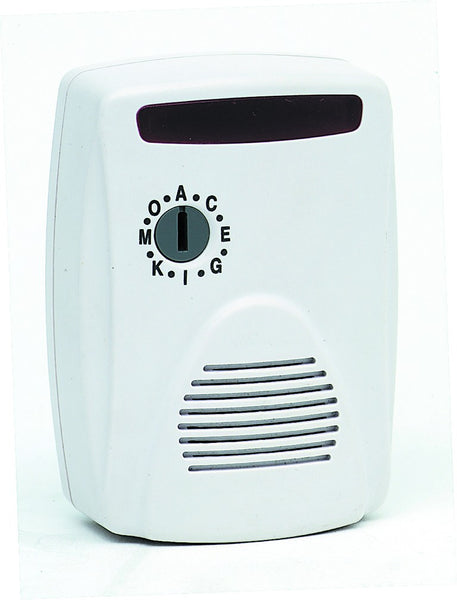 WIRELESS DOOR CHIME 2 PIN EURO PLUG