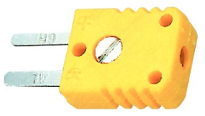 MALE THERMOCOUPLE CONNECTOR