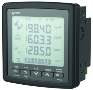 3-PHASE NETWORK ANALYSER 96X96 C/W COMS