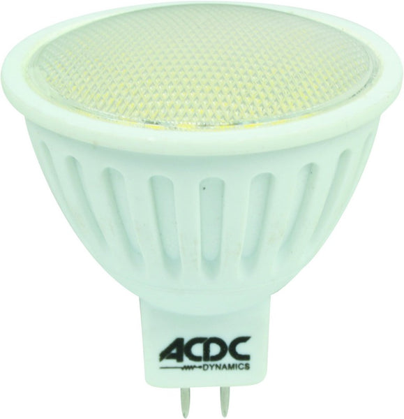 12VAC COOL WHITE 60LED GU5.3 LIGHT
