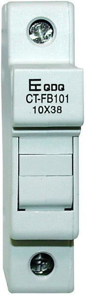 1POLE FUSE HOLDER C/W NEUTRAL LINK
