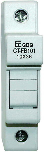 1P 10 x 38 FUSE HOLDER 32A 500V WITH LED